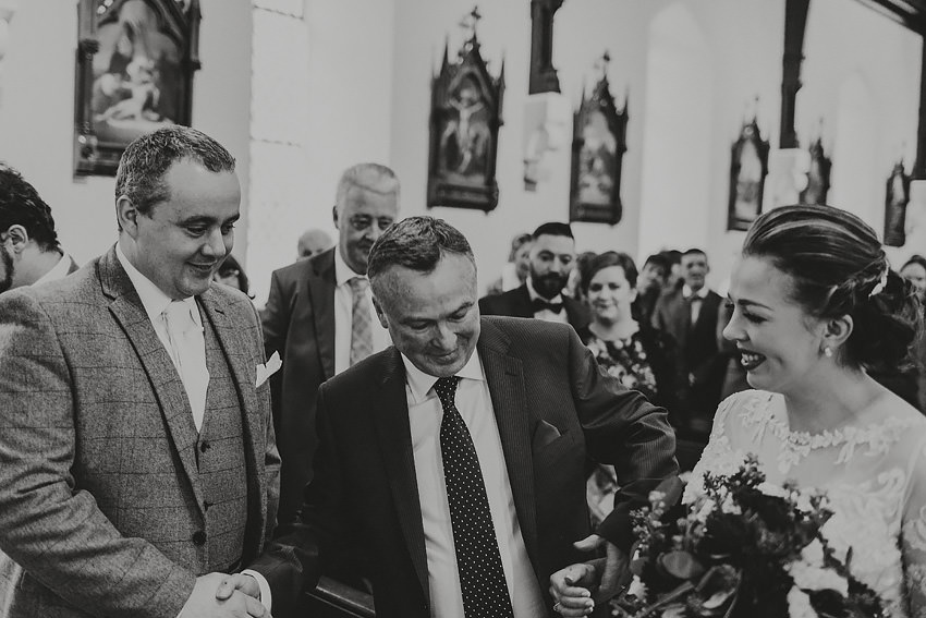 Ballymagarvey Village Wedding |M+E| Ireland co. Meath 25