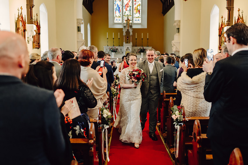 Ballymagarvey Village Wedding |M+E| Ireland co. Meath 29