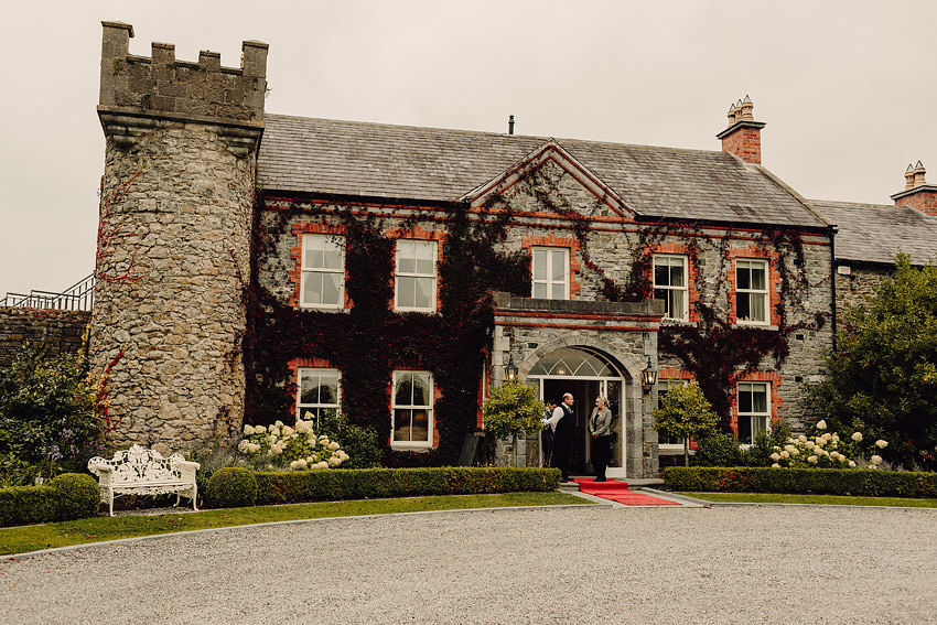 Ballymagarvey Village Wedding |M+E| Ireland co. Meath 30