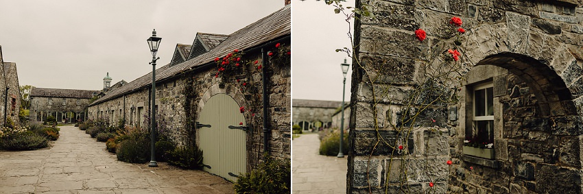 Ballymagarvey Village Wedding |M+E| Ireland co. Meath 33