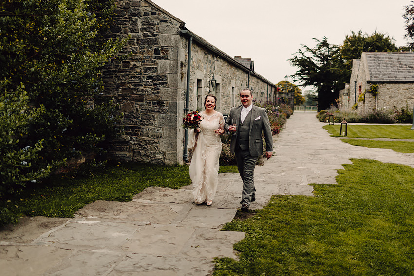 Ballymagarvey Village Wedding |M+E| Ireland co. Meath 35