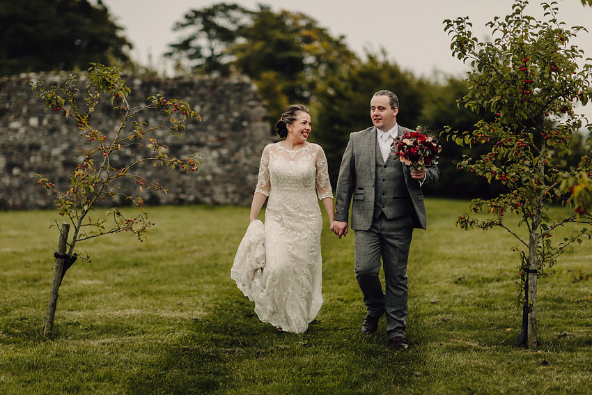 Ballymagarvey Village Wedding |M+E| Ireland co. Meath 38