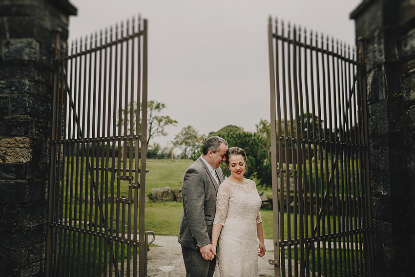Ballymagarvey Village Wedding |M+E| Ireland co. Meath 39