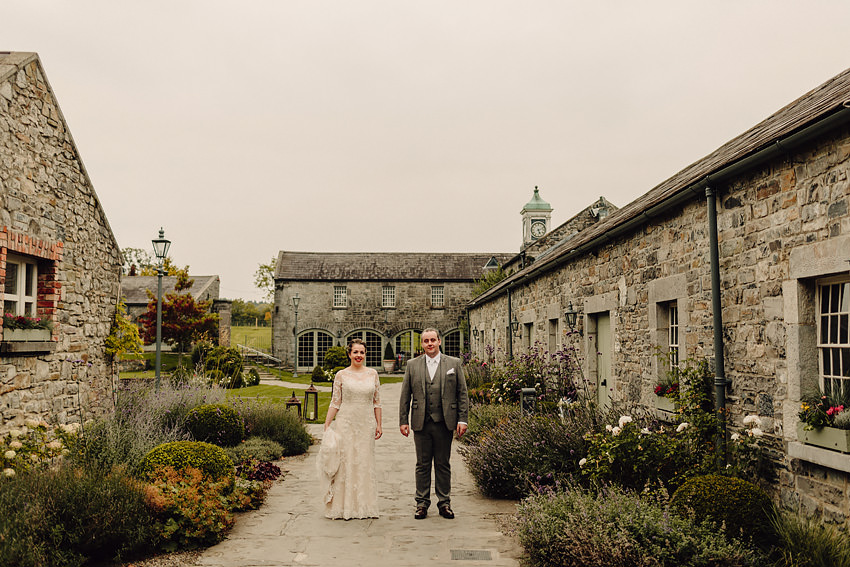 Ballymagarvey Village Wedding |M+E| Ireland co. Meath 42