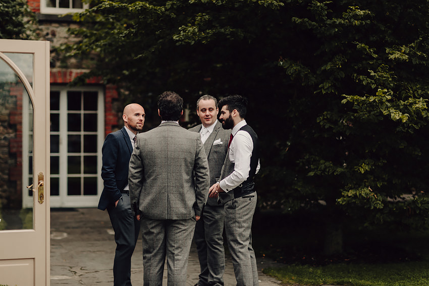 Ballymagarvey Village Wedding |M+E| Ireland co. Meath 59