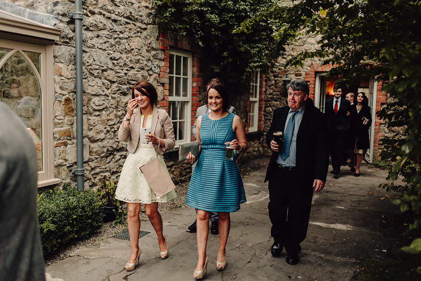 Ballymagarvey Village Wedding |M+E| Ireland co. Meath 60