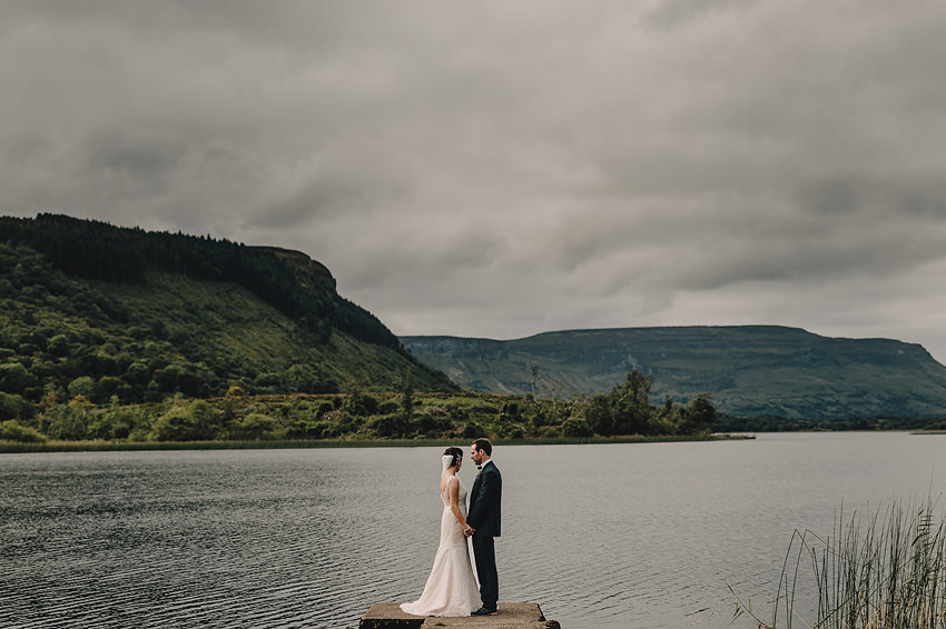 weding portrait n leitrim, working with sorty of eve