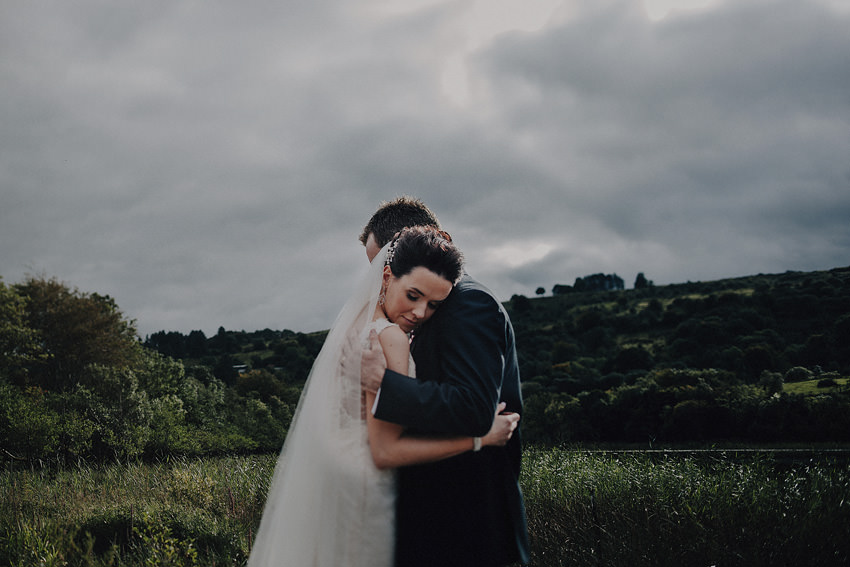 artistic wedding photography donegal