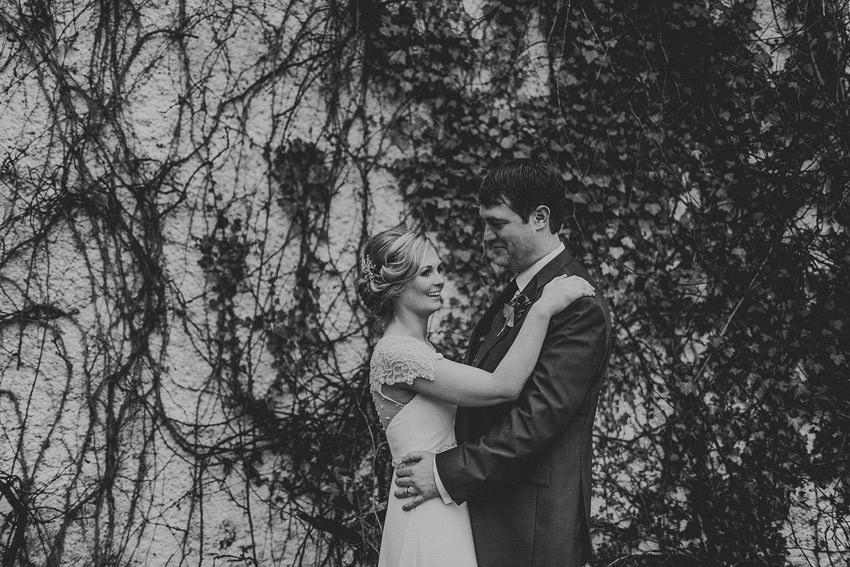 Deirdre and Dermot got married in Country House in Wicklowe