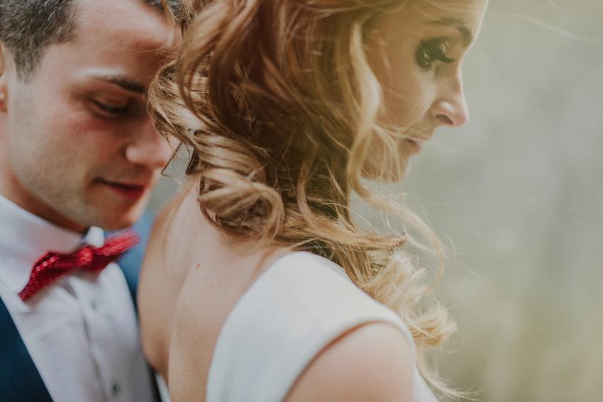 intimate wedding of Klaudia and Kris in Ireland