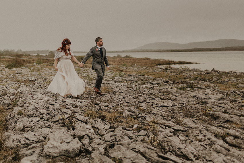 The burren elopement