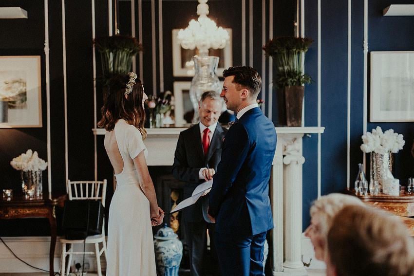 vows exchange