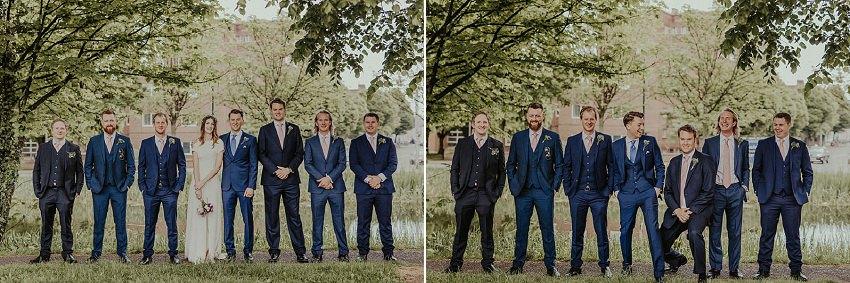groom and six goomsmen! in Dublin