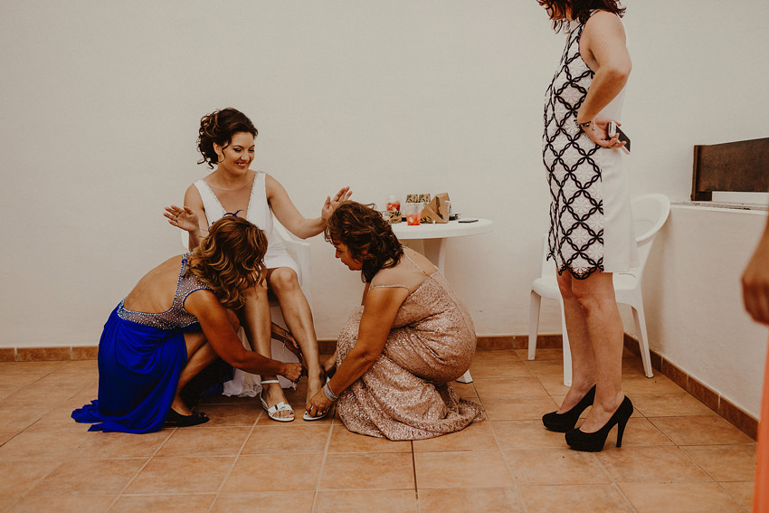 Destination Wedding Photographer in Canary Islands | Warm Lanzarote wedding in October 5
