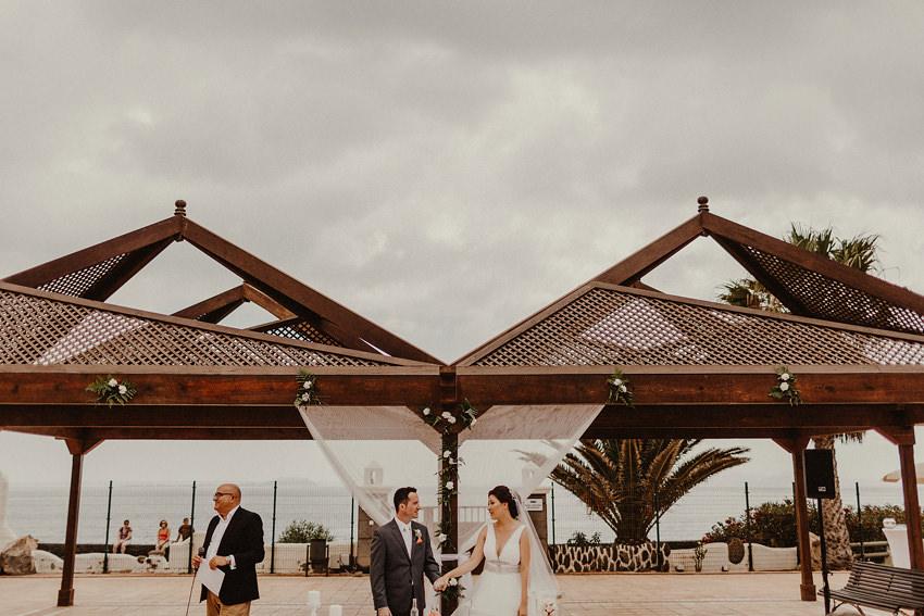 Destination Wedding Photographer in Canary Islands | Warm Lanzarote wedding in October 10
