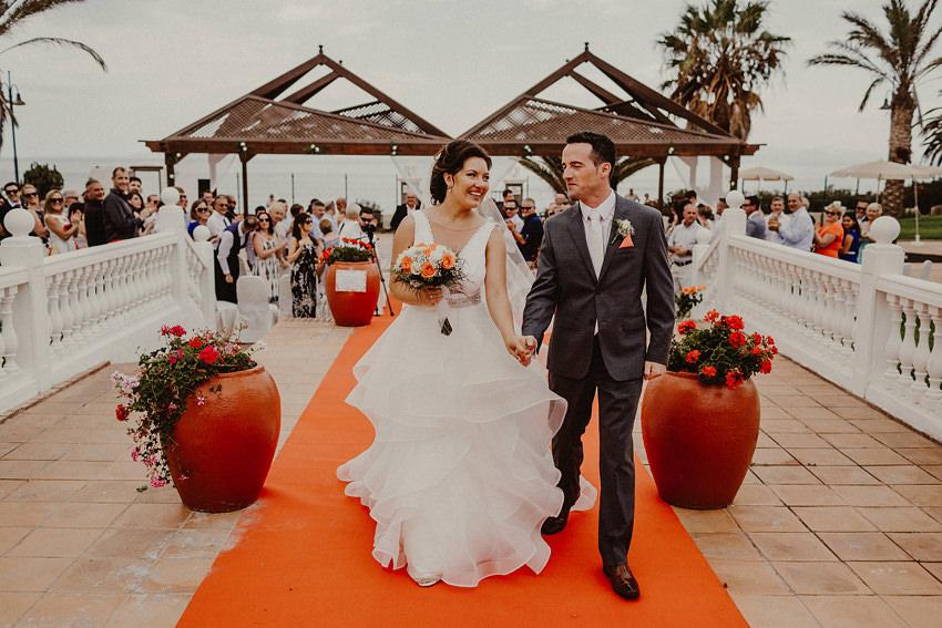 Destination Wedding Photographer in Canary Islands | Warm Lanzarote wedding in October 13