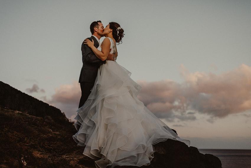 Destination Wedding Photographer in Canary Islands | Warm Lanzarote wedding in October 4