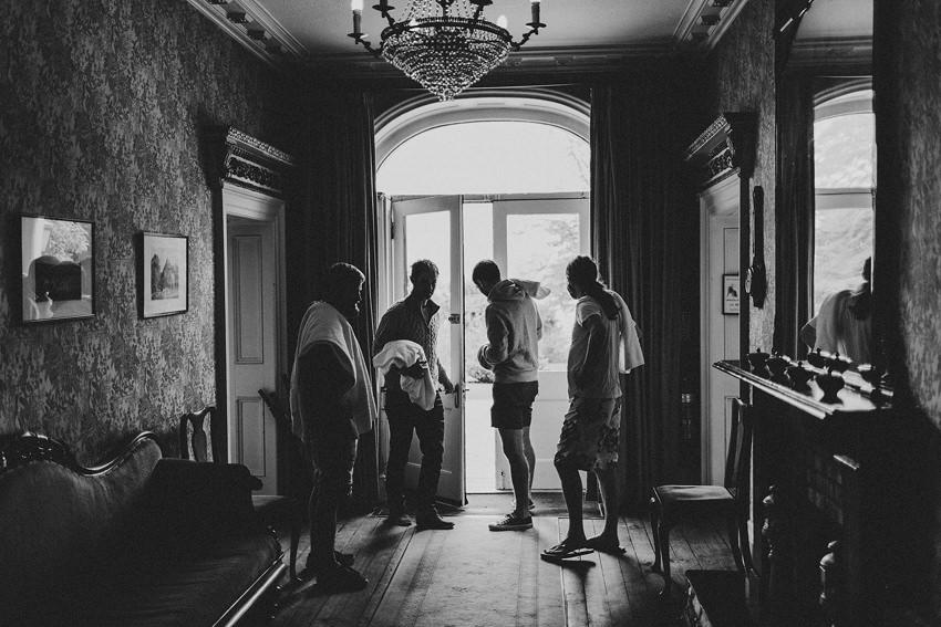 Fun-filled Rathmullan House wedding | H & C | Donegal photographer 17