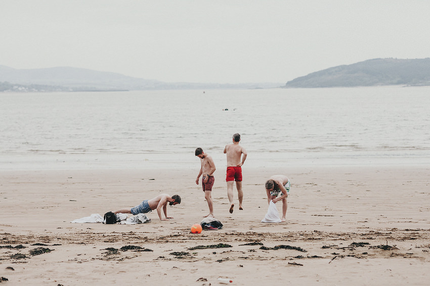 Fun-filled Rathmullan House wedding | H & C | Donegal photographer 19