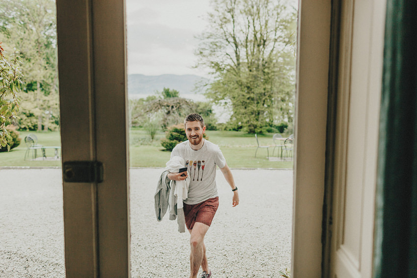 Fun-filled Rathmullan House wedding | H & C | Donegal photographer 23