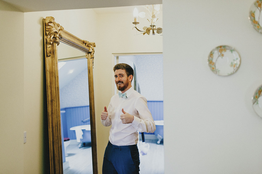 Fun-filled Rathmullan House wedding | H & C | Donegal photographer 25