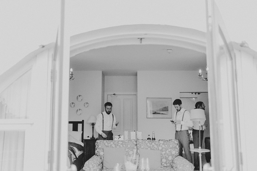 Fun-filled Rathmullan House wedding | H & C | Donegal photographer 38