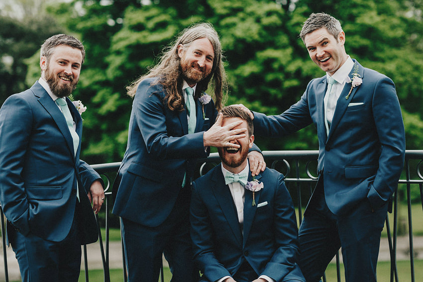 Fun-filled Rathmullan House wedding | H & C | Donegal photographer 18