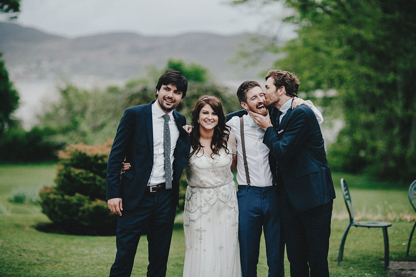 Fun-filled Rathmullan House wedding | H & C | Donegal  photographer 6