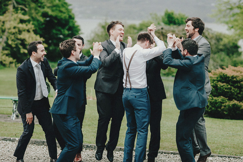 Fun-filled Rathmullan House wedding | H & C | Donegal photographer 8