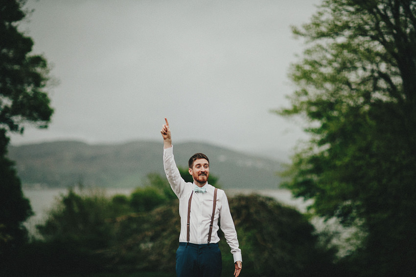 Fun-filled Rathmullan House wedding | H & C | Donegal photographer 7