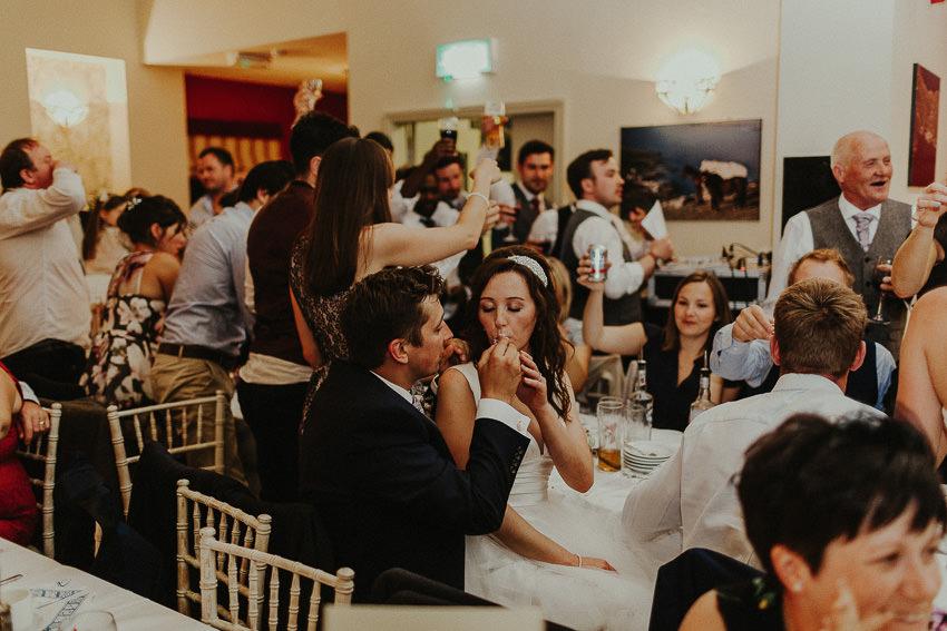irish island wedding