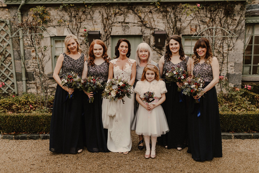 A laidback and intimate winter wedding at The Cliff at Lyons 45