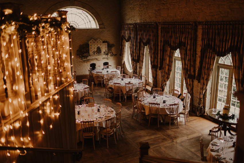 A laidback and intimate winter wedding at The Cliff at Lyons 82