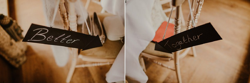 A laidback and intimate winter wedding at The Cliff at Lyons 84