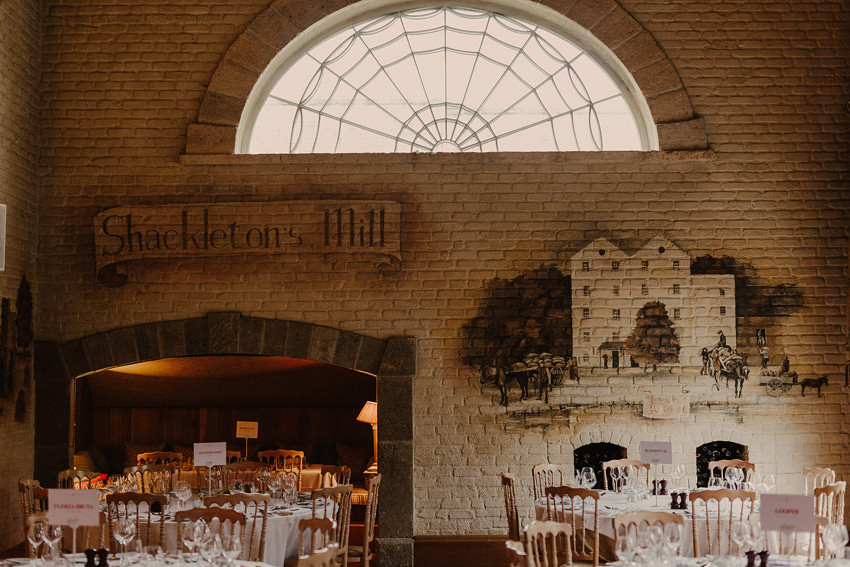 A laidback and intimate winter wedding at The Cliff at Lyons 90