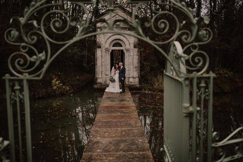 A laidback and intimate winter wedding at The Cliff at Lyons 65