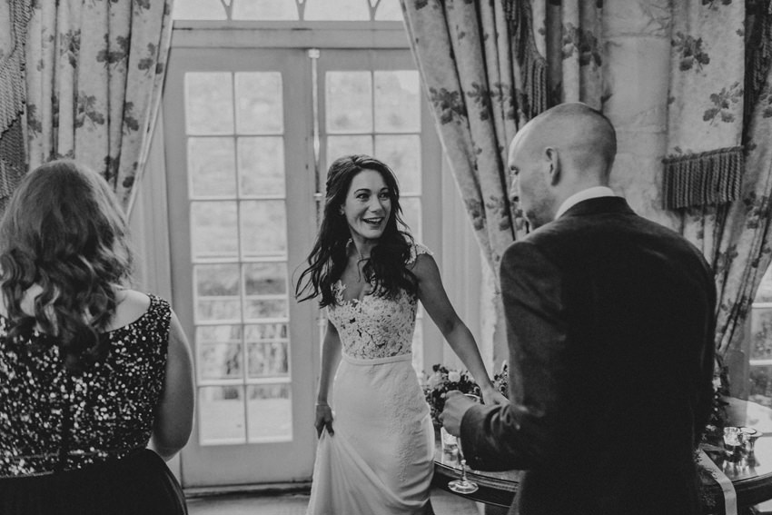 A laidback and intimate winter wedding at The Cliff at Lyons 93