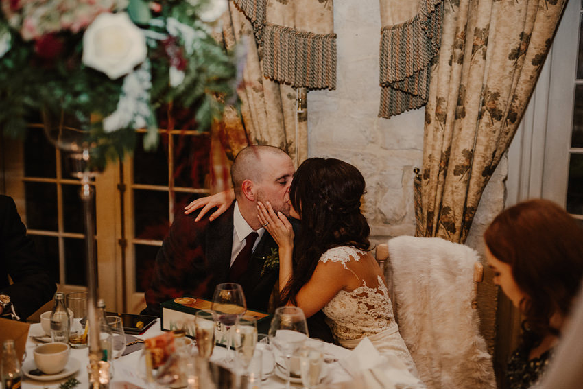 A laidback and intimate winter wedding at The Cliff at Lyons 95