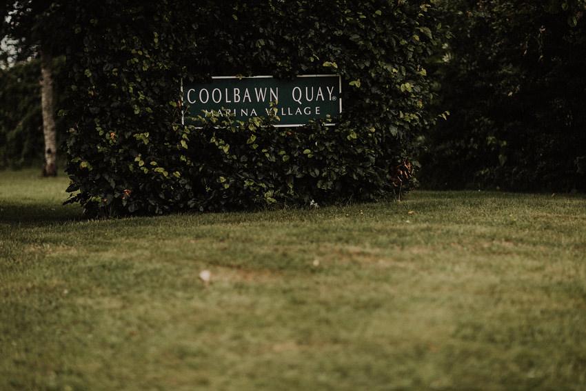 Coolbawn Quay summer wedding | Rachel + Andrew 2