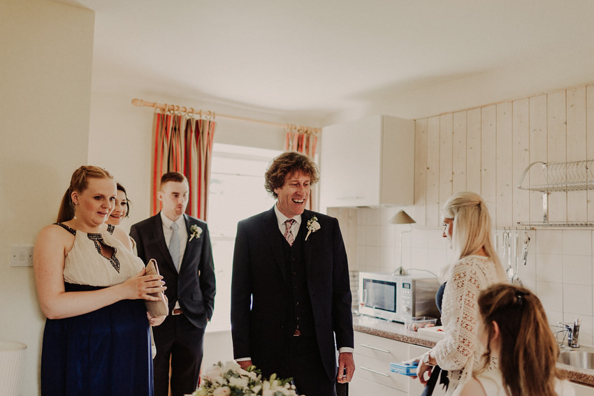 Coolbawn Quay summer wedding | Rachel + Andrew 40