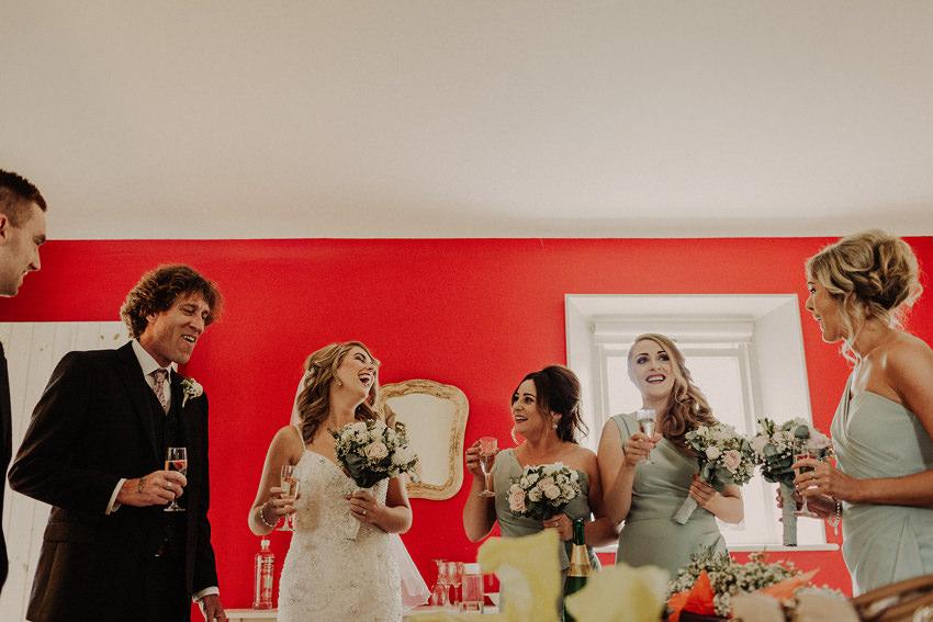 Coolbawn Quay summer wedding | Rachel + Andrew 43