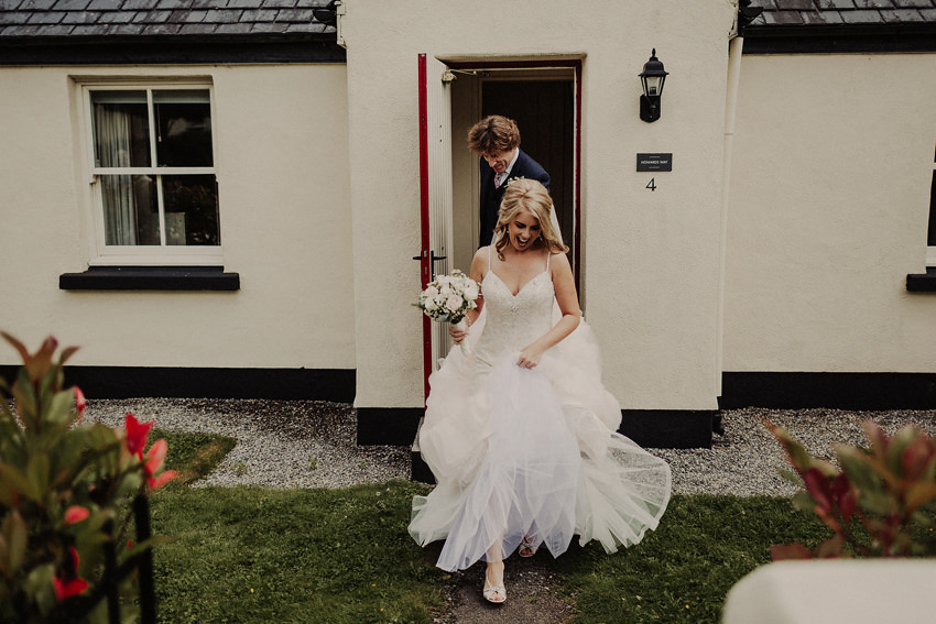 Coolbawn Quay summer wedding | Rachel + Andrew 44