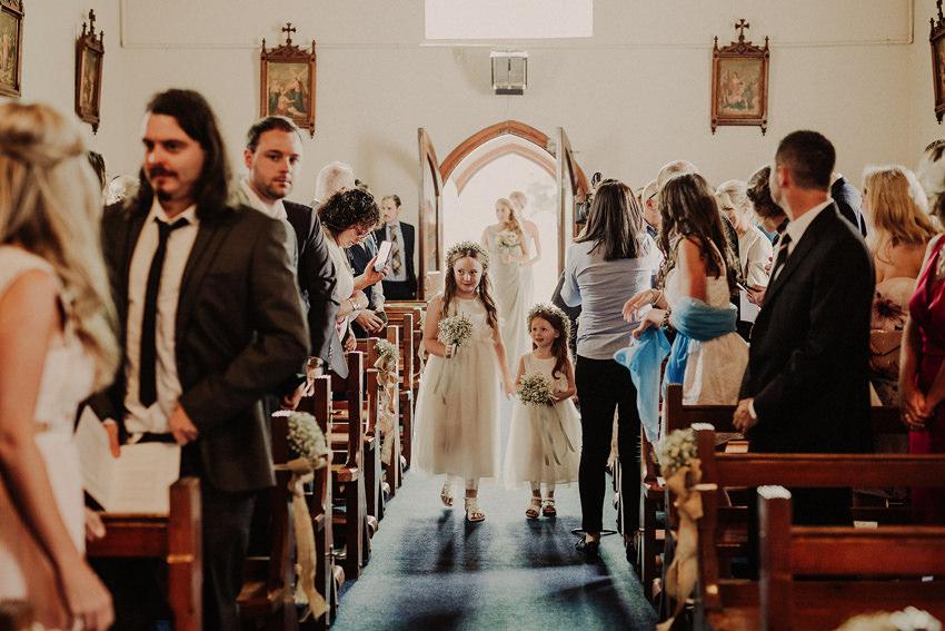Coolbawn Quay summer wedding | Rachel + Andrew 46