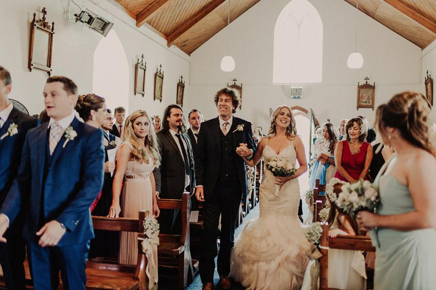 Coolbawn Quay summer wedding | Rachel + Andrew 51