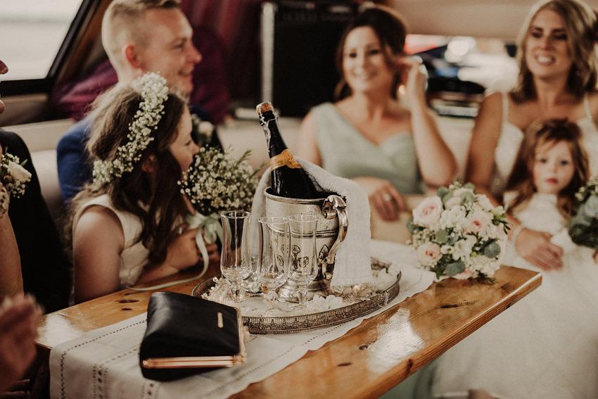 Coolbawn Quay summer wedding | Rachel + Andrew 59