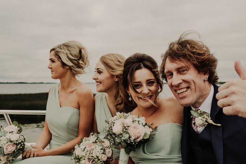 Coolbawn Quay summer wedding | Rachel + Andrew 62