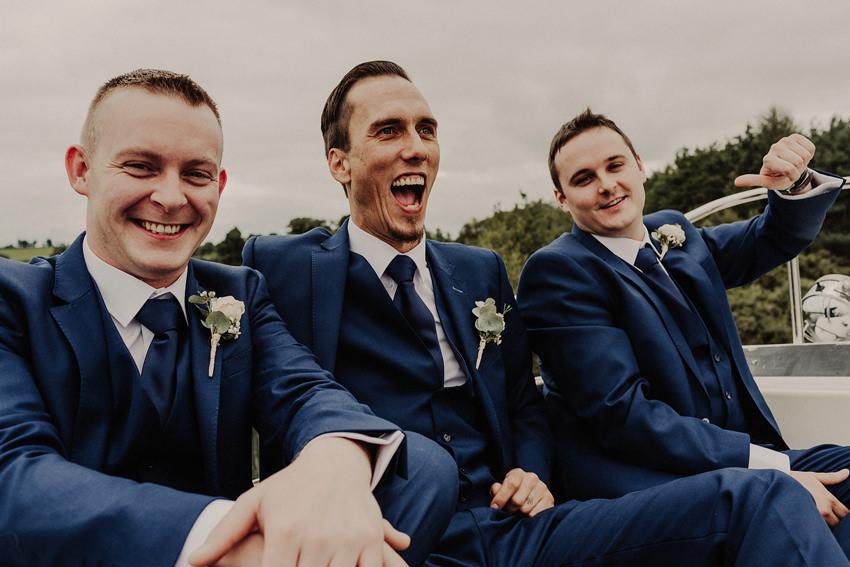 Coolbawn Quay summer wedding | Rachel + Andrew 63