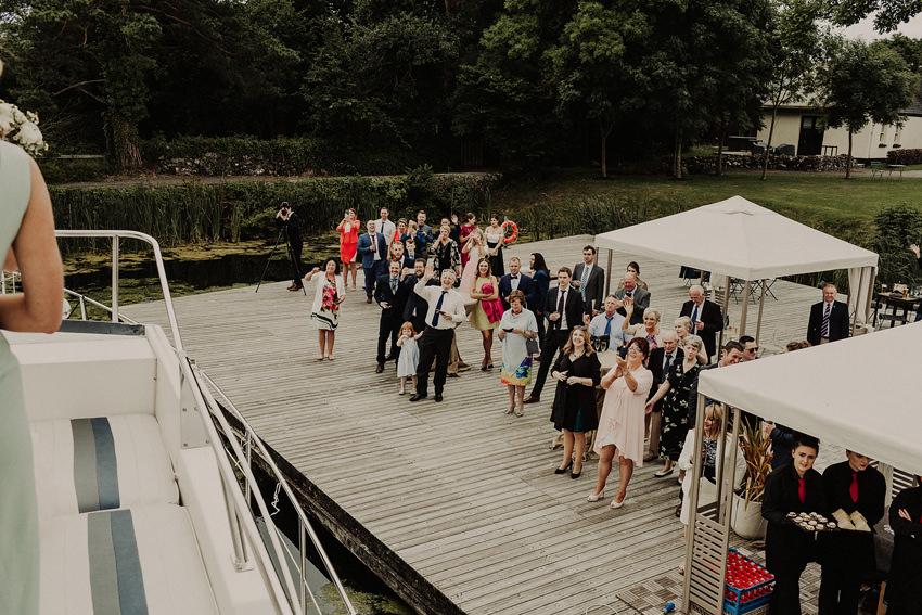 Coolbawn Quay summer wedding | Rachel + Andrew 65