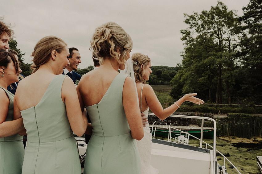 Coolbawn Quay summer wedding | Rachel + Andrew 66