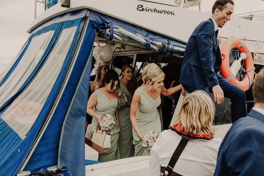 Coolbawn Quay summer wedding | Rachel + Andrew 67